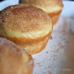 French Breakfast Muffins #cinnamon #muffins #sugar #breakfast #butter #tableforsevenblog @tableforseven