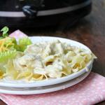 Crock Pot Creamy Italian Chicken- Table for Seven