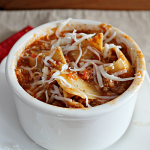 Cheesy Lasagna Soup #soup #lasagna #pasta #dinner #lasagnasoup #tableforsevenblog @tableforseven