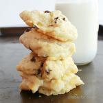 Potato Chip Cookies #potatochipcookies #tableforsevenblog #potatochip #cookies