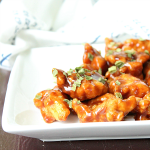 General Tso's Chicken #chicken #tableforsevenblog @tableforseven #generaltsochicken