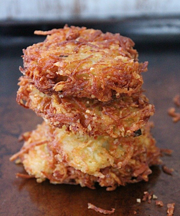 Potato Pancakes #potato #pancakes #potatopancakes #tableforsevenblog