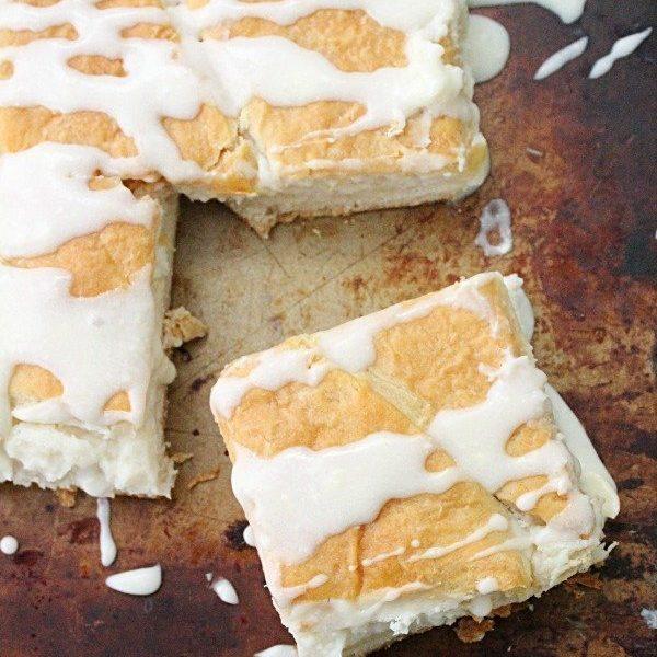 Cream Cheese Danish #creamcheese #danish #tableforsevenblog