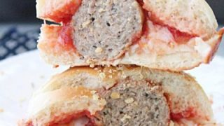 Mini Meatball Sliders from Table for Seven