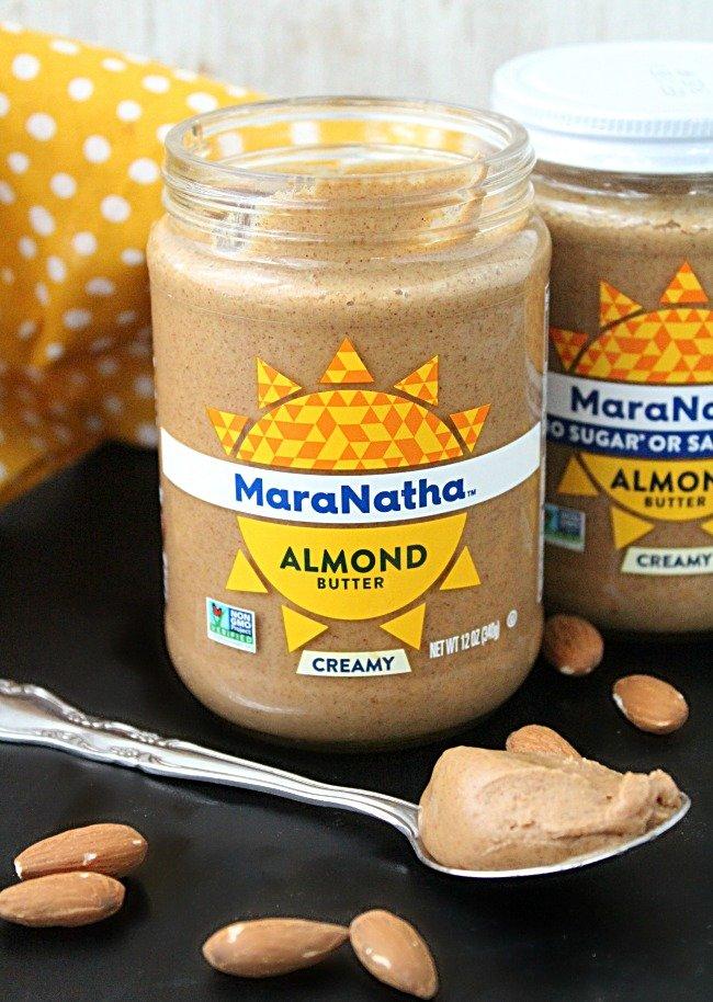 MaraNatha Almond Butter