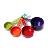 Farberware Color Measuring Cups, Mixed Colors, Set of 4