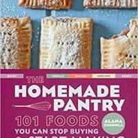 Homemade Pantry Cookbook
