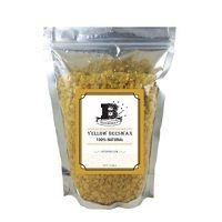 BEESWAX PELLETS, YELLOW, 1 lb-Cosmetic Grade-Triple Filtered Beeswax. Must Have For Many Different Projects