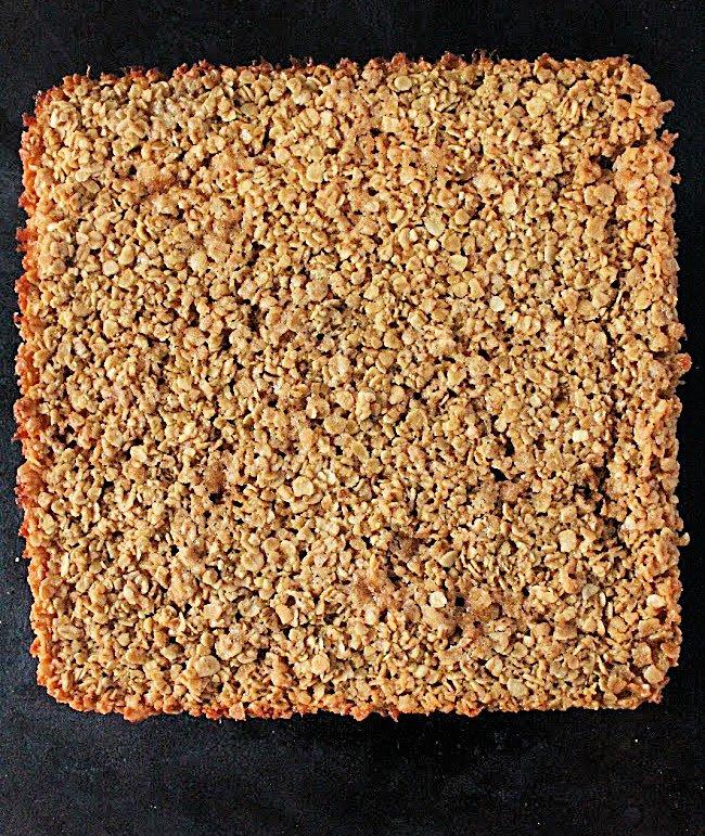 Baked Oatmeal- Table for Seven #bakedoatmeal #tableforsevenblog #oatmeal #breakfast