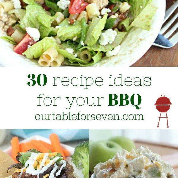 BBQ Recipes- Table for Seven #bbqrecipes #tableforsevenblog #reciperoundup