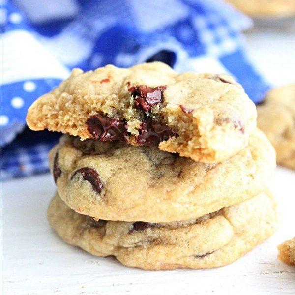 Darn Good Chocolate Chip Cookies
