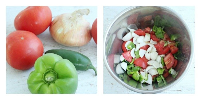 Instant Pot Salsa #instantpot #pressurecooker #salsa