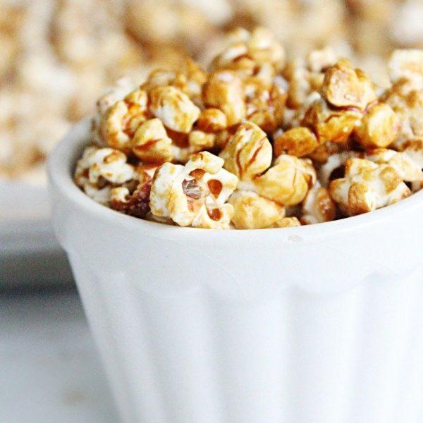 Kettle Corn- #kettlecorn #popcorn #snack