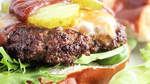 Smash Burgers- Table for Seven #tableforsevenblog #burgers #smashburgers #beef #dinner