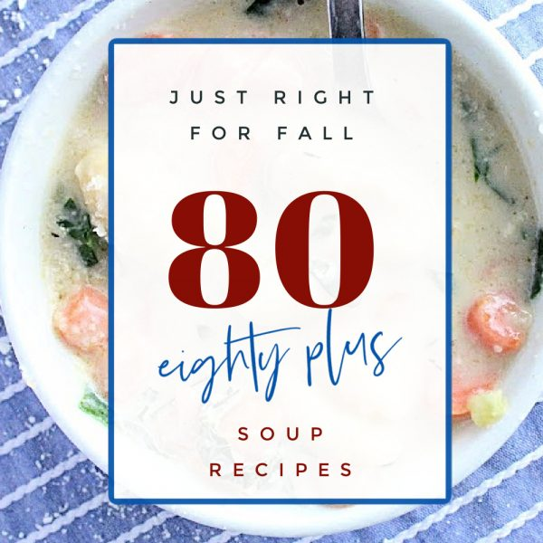 Soup Recipes- Table for Seven